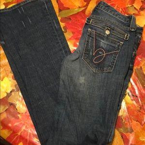 Boot Cut Bebe Jeans!